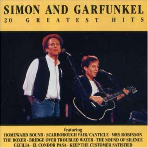 Simon & Garfunkel - 20 Greatest Hits By Simon & Garfunkel