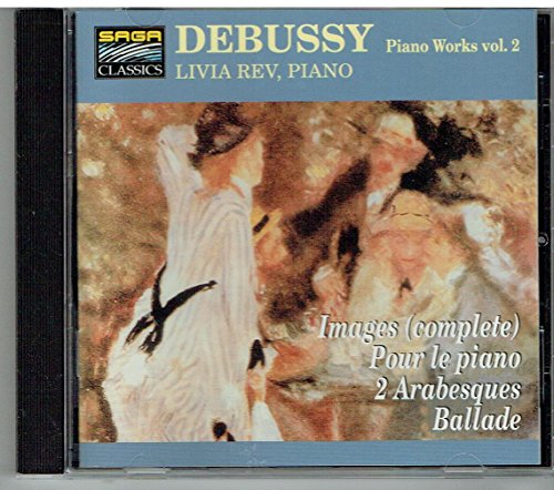 Debussy - Piano Works, Vol.2