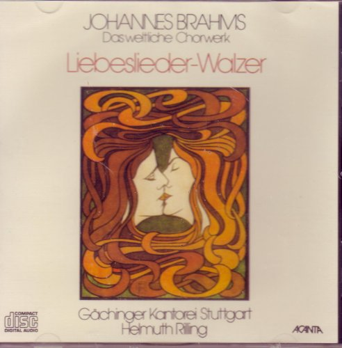 Brahms: Love Songs and Waltzes