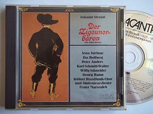 J Strauss: Gypsy Baron