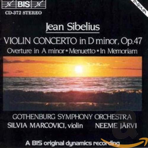 Jean Sibelius - Violin Concerto Op. 47 (Jarvi, Goteborgs Symfoniker) By Jean Sibelius