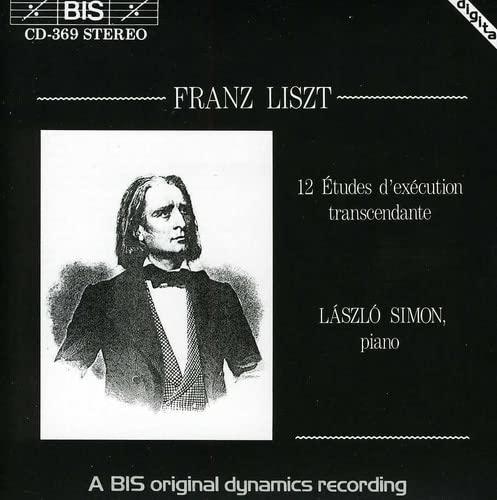 Liszt: Transcendental Studies, S139