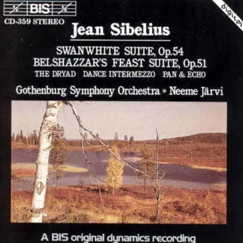Sibelius: Swanwhite, Belshazzar's Suites, Pan & Echo