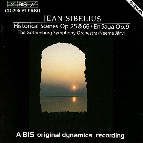 Sibelius: Scènes historiques/En Saga