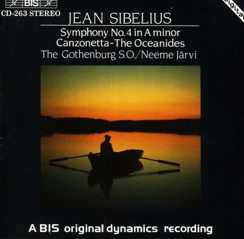 Jean Sibelius - Symphony No.4 in a Minor (Jarvi, Goteborgs Symfoniker) By Jean Sibelius