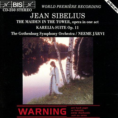 Sibelius: The Maiden in the Tower/Karelia