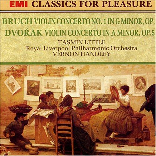 Lpo - Dvorak & Bruch -Violin Concertos
