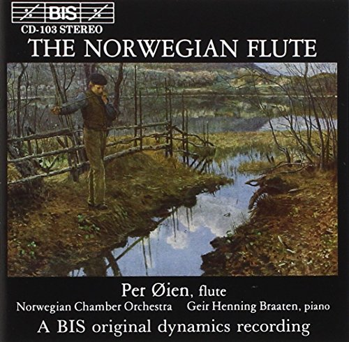 Various Composers - The Norwegian Flute By Various Composers