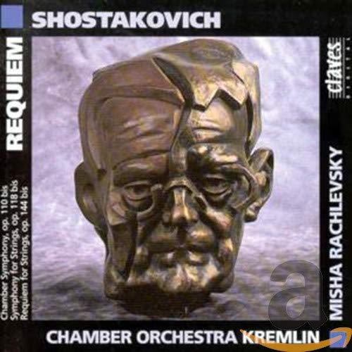 Shostakovich: Chamber Symphony Op.110bis, Symphony for Strings Op.118bis, Requiem for Strings Op.144