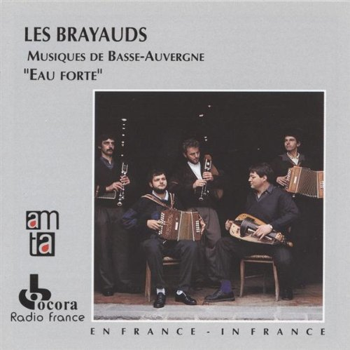 Various Artists - France-Music of Lower Auvergne