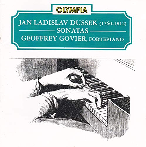 Jan Ladislav Dussek - Sonatas (Geoffrey Govier) By Jan Ladislav Dussek