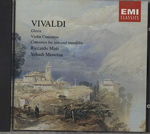 Menuhin - Vivaldi;Gloria/Violin Concs By Menuhin