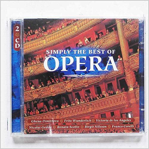 Various Artists - Simply the Best of Opera By Various Artists