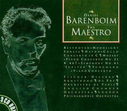 Daniel Barenboim - Daniel Barenboim - The Maestro By Daniel Barenboim