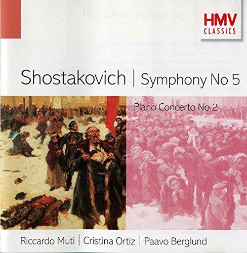 Paavo Berglund - Shostakovich : Symphony No. 5, Piano Concerto No. 2