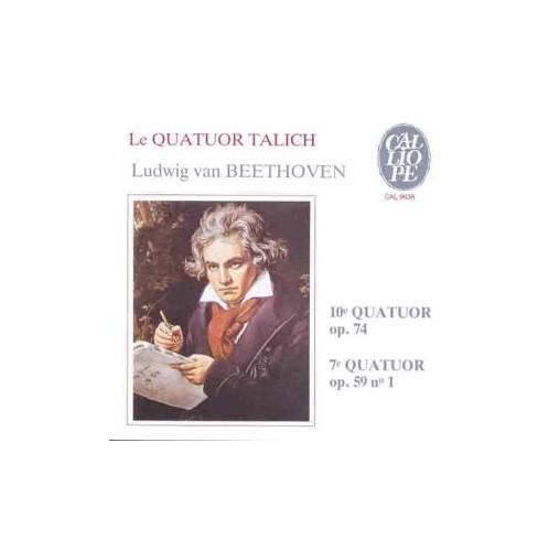 Ludwig Van Beethoven - String Quartets Nos 7 and 10