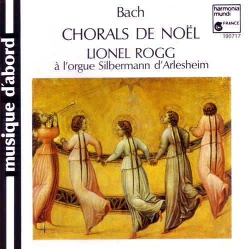 Bach: Chorales de noel
