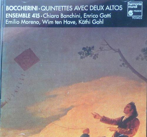 Quintettes Avec Deux Altos Op.60 N°1 Et5, Op.62 N°1