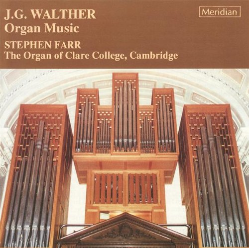 WALTHER: ORG MUSIC