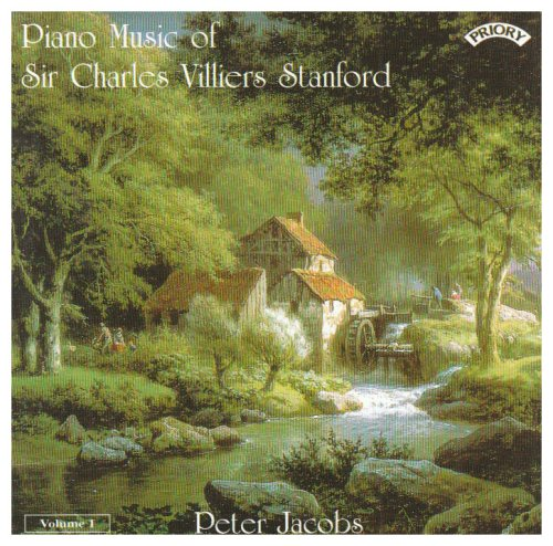 Peter Jacobs - Stanford: Piano Music, Vol.1
