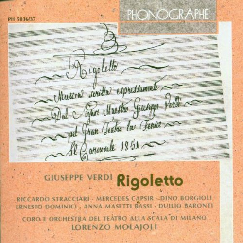 Choir & O of La Scala - Verdi: Rigoletto