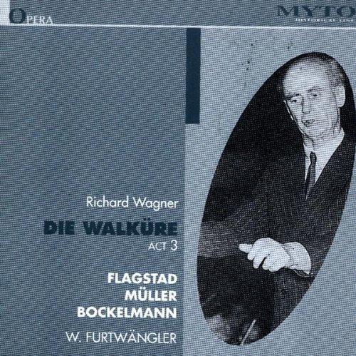 MCD 981H003 - DELETED - Wahner: Die Walkure, Act 3 By MCD 981H003 - DELETED