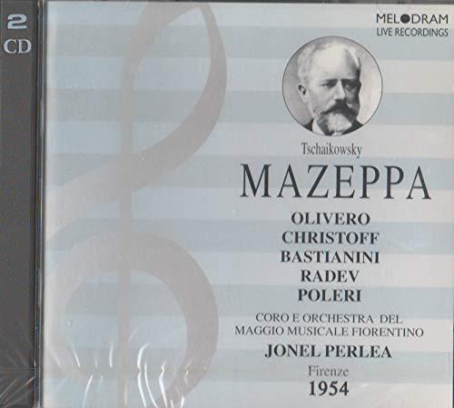 Etc. - Tchaikovsky;Mazeppa By Etc.
