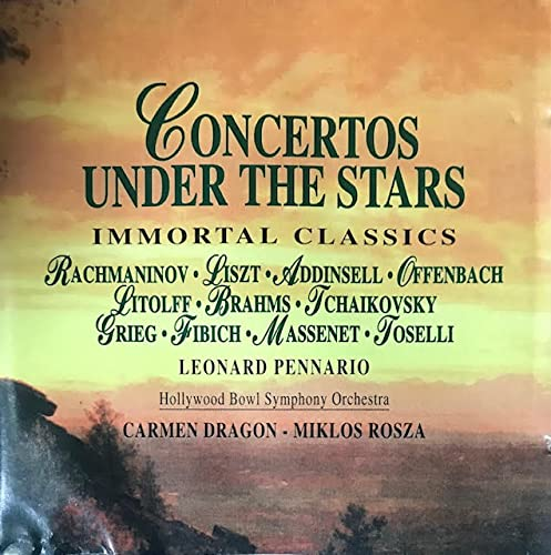 Hollywood Bowl So/Dragon - Concertos Under the Stars