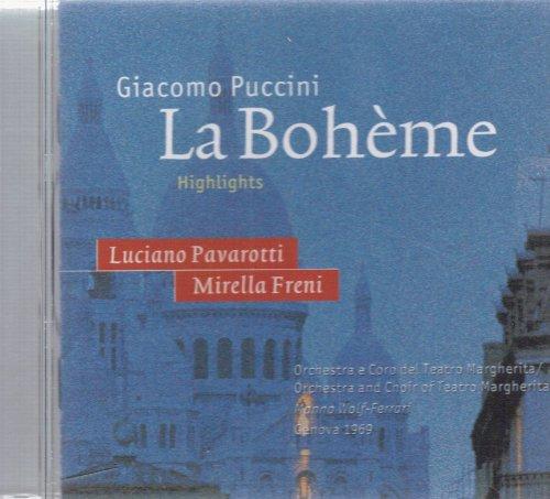 Puccini: La Bohème (highlights)