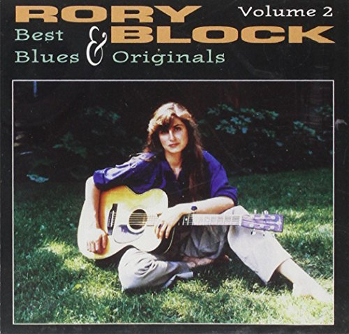 Block, Rory - Best Blues & Originals Vol. 2 By Block, Rory