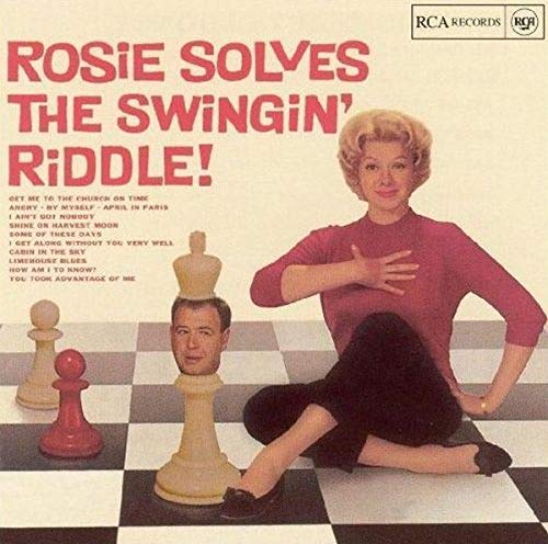 Rosemary Clooney - Rosie Solves the Swinging Ridd