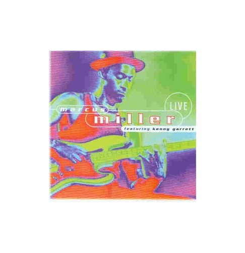 Marcus Miller - Live By Marcus Miller