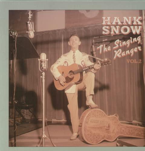 Hank Snow - The singing ranger 1953-58 By Hank Snow