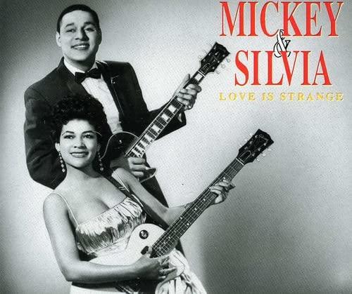 Mickey & Sylvia - Love is strange By Mickey & Sylvia