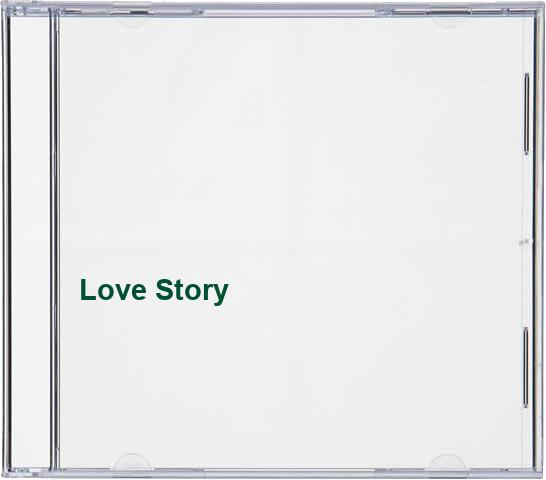 Various Artists - Love Story By Various Artists