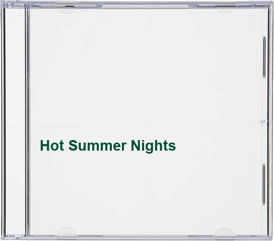 Various Artists - Hot Summer Nights By Various Artists