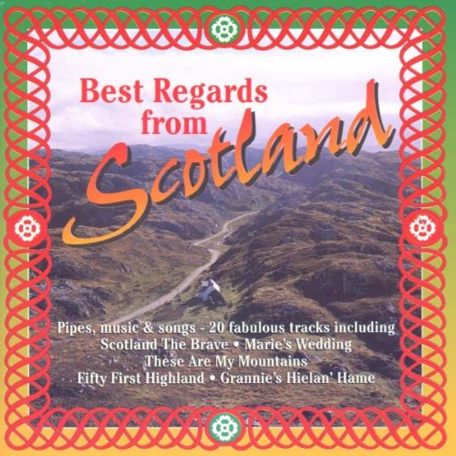 Various - Best Regards From Scotland By Various
