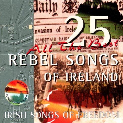 Dermot O'Brien - 25 Rebel Songs of Ireland By Dermot O'Brien
