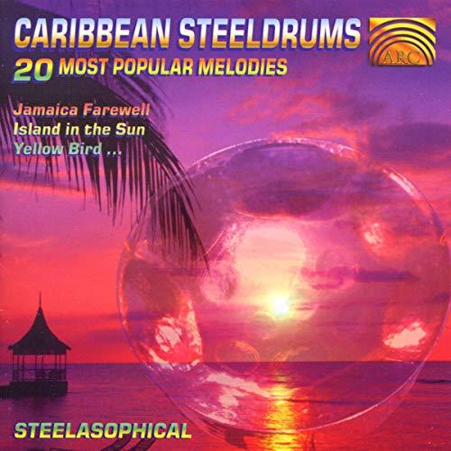 Caribbean Steeldrums - Caribbean Steeldrums Vol.1 (20 By Caribbean Steeldrums