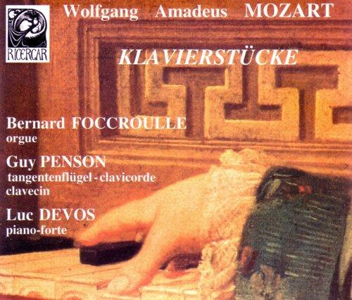 Mozart: Keyboard Works