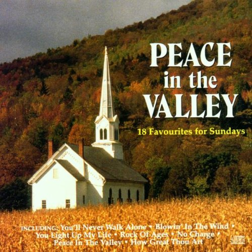 Various Artists - Peace in the Valley By Various Artists