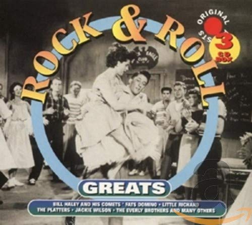 Various Artists - Rock & Roll Greats
