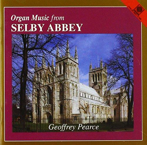 Geoffrey Pearce - Organ Recital From Selby Abbey