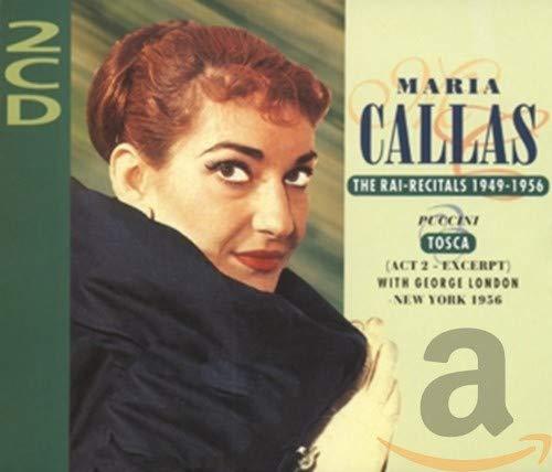 Maria Callas, George London - Maria Callas: The Rai-Recitals 1949-1956