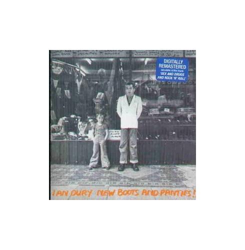 Ian Dury - New Boots and Panties By Ian Dury