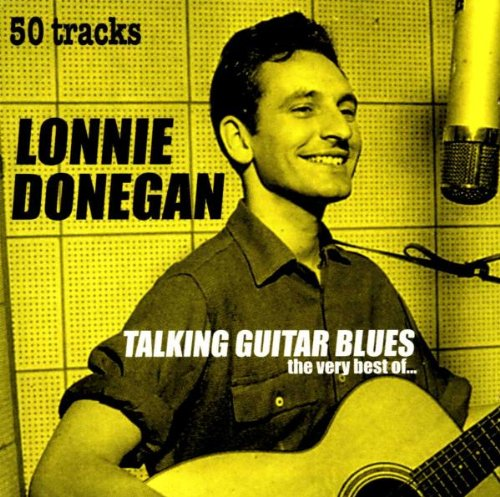 Donegan, Lonnie - Talkin' Guitar Blues