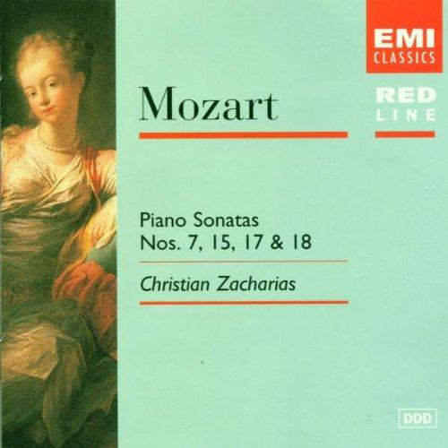 Mozart: Piano Sonatas Nos 7 & 15