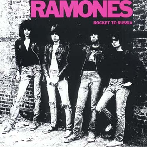 Ramones - Rocket To Russia By Ramones