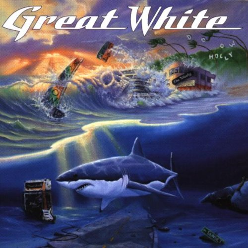 GREAT WHITE - Can't Get There from Here By GREAT WHITE