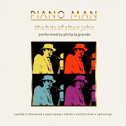 Various Artists - Piano Man: Hits of Elton John